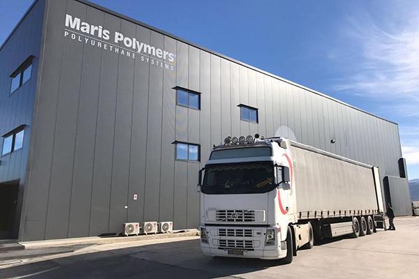 производственные мощности компании Maris Polymers